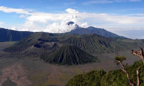 Zdjecie INDONEZJA / Jawa / Park Narodowy Bromo-Tenger-Semeru / Wulkany Bromo,