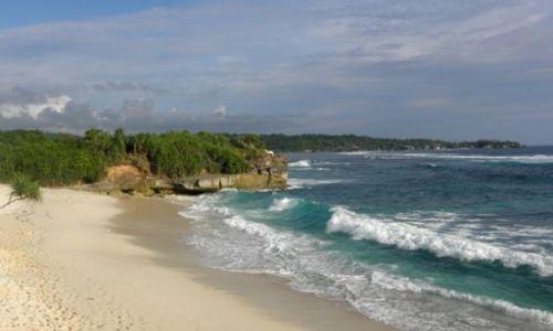 Zdjęcie INDONEZJA / Nusa Lembognan / Dream Beach / Plaża z marzeń