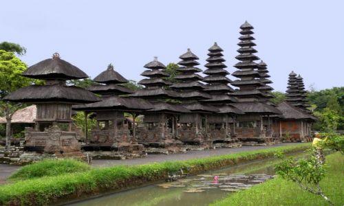 Zdjecie INDONEZJA / Bali / Mengwi / Świątynia Taman Ayun