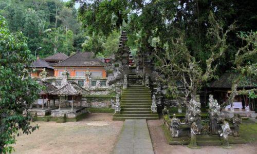 Zdjecie INDONEZJA / Bali / Bangli / Świątynia Kehen