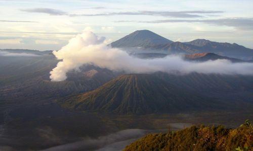 Zdjecie INDONEZJA / Jawa / Park Wulkanów / Konkurs - Spełnione Marzenia Park Wulkanów