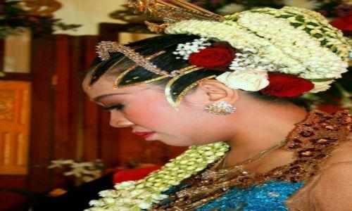 Zdjecie INDONEZJA / Jawa / Malang / jawajskie wesele