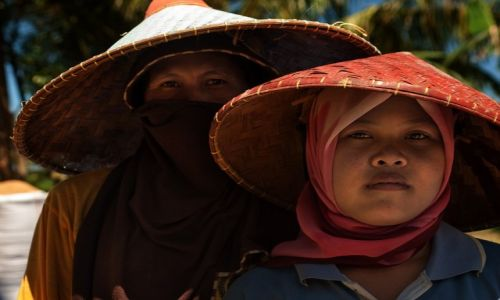 Zdjęcie INDONEZJA / Lombok / Kuta / ...