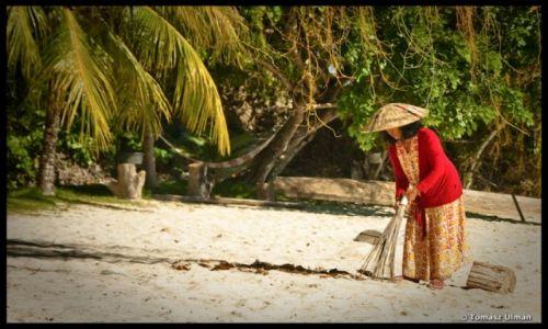 INDONEZJA / Sulawesi / Togeans / na Poyalisa