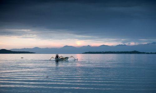 Zdjęcie INDONEZJA / Lombok  / poludniowy zachod wyspy / na polow