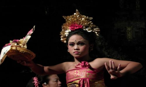 Zdjecie INDONEZJA / Bali / Ubud / Konkurs