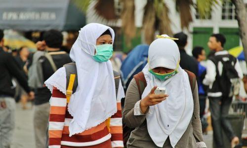 Zdjęcie INDONEZJA / Jawa / Jakarta / Dziewczyny