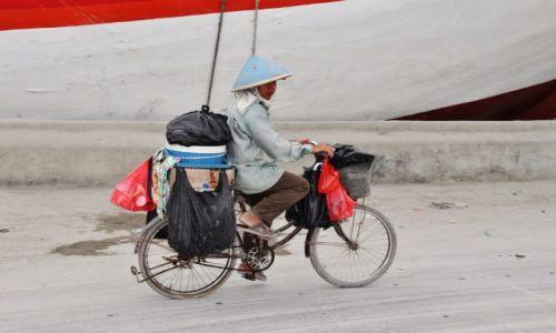 Zdjęcie INDONEZJA / Jawa / Jakarta / Zorganizowana kobietka