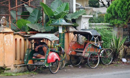Zdjęcie INDONEZJA / Jawa / Jakarta / I gdzie ten klient???