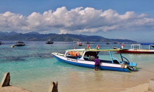 Zdjęcie INDONEZJA / Gili Island / Gili Island / Nasz Express
