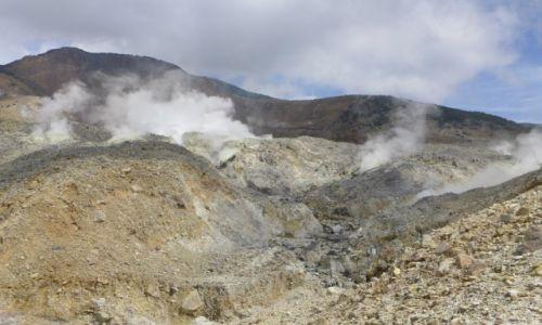 Zdjecie INDONEZJA / Jawa / Gunung Papandayan / kratery Papandayan
