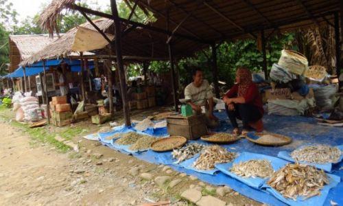 INDONEZJA / Sumatra / - / Lokalny targ