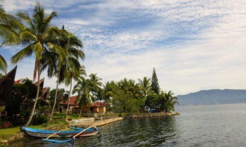 INDONEZJA / Sumatra / - / Jezioro Toba
