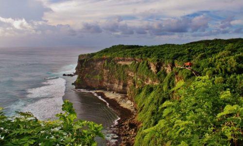 Zdjecie INDONEZJA / Bali  / Uluwatu / Patrząc w dal