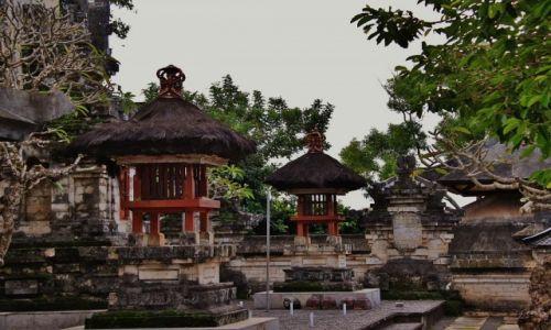 Zdjecie INDONEZJA / Bali / Uluwatu / Świątynia
