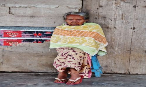 Zdjecie INDONEZJA / Bali / okolice  Pura Besakih / Czekając