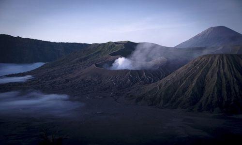 Zdjecie INDONEZJA / - / wulkan Bromo / Konkurs - Przed świtem