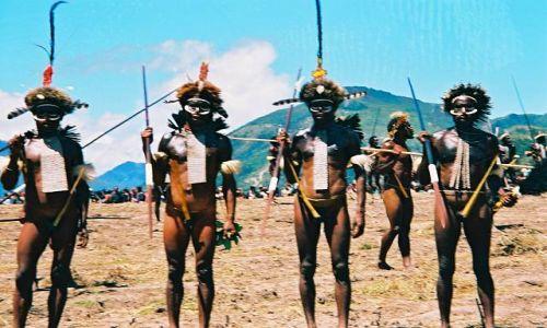 INDONEZJA / Irian Jaya / Irian Jaya / Irian Jaya1