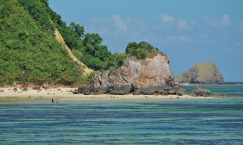 Zdjecie INDONEZJA / Lombok / Kuta / Plaże południowego Lomboku