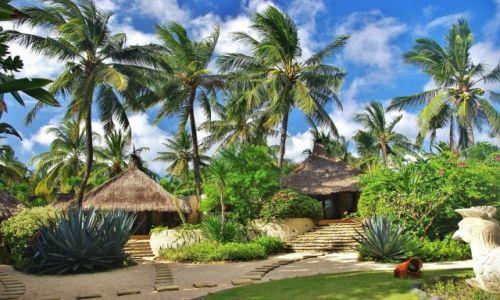 INDONEZJA / Lombok / Novotel / Południowy Lombok-Novotel