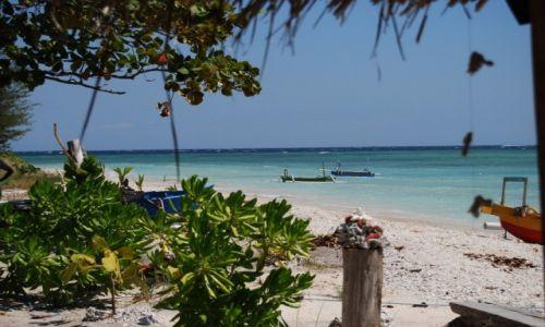 Zdjęcie INDONEZJA / GiliGili / GiliAir najlepsza knajpka na wyspie / GiliAIR-time2eat