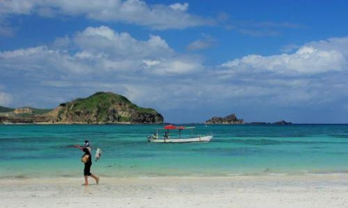 INDONEZJA / Lombok / Południe wyspy / Plaże południowego Lomboku