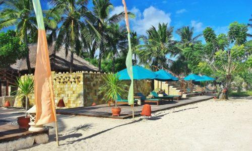 INDONEZJA / Lombok / Południe wyspy / Novotel Lombok
