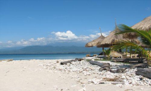 Zdjęcie INDONEZJA / Lombok / Gili Air / Gili Air