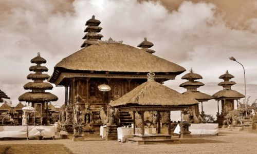 Zdjęcie INDONEZJA / Bali / Ulun Danu Batur / Ulun Danu Batur