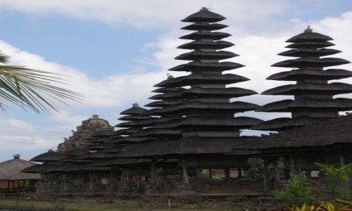 Zdjęcie INDONEZJA / BALI / BALI / ROYAL TEMPLE