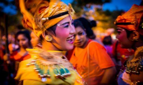 Zdjecie INDONEZJA / Bali / Ubud / Balijska tancerka
