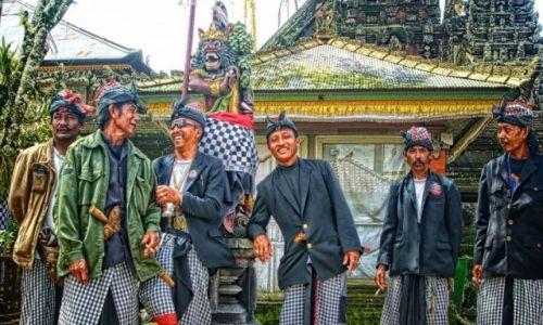 Zdjecie INDONEZJA / Bali / Kintamani / Bali Underworld