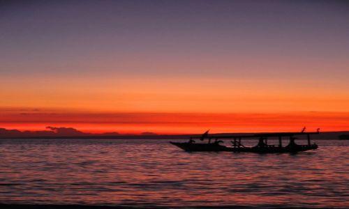 Zdjęcie INDONEZJA / Gilis / Gili Meno / wschód