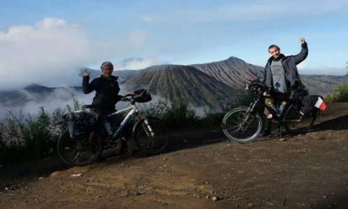 Zdjęcie INDONEZJA / Jawa / Bromo / Wulkan Bromo
