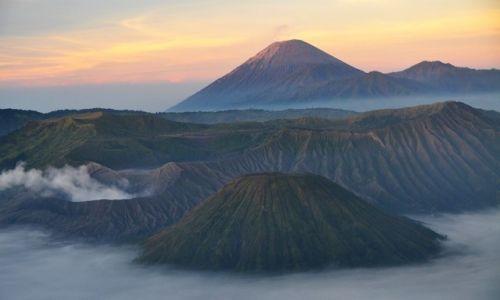 INDONEZJA / Bromo / Bromo / Wulkany