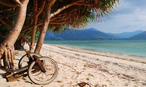 Zdjecie INDONEZJA / Lombok / Lombok / Pantai Indah
