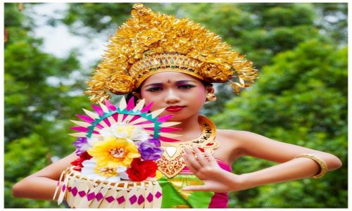 Zdjecie INDONEZJA / Bali / Buleleng / Nanda