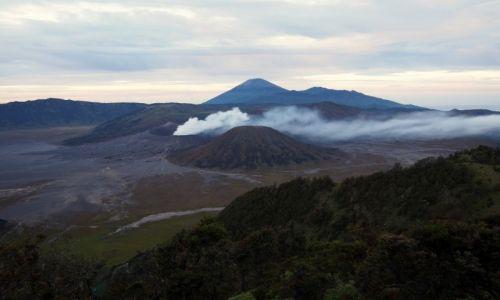 Zdjęcie INDONEZJA / Jawa / Cemoro Lawang / Bromo nigdy nie śpi