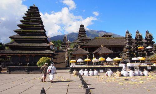Zdjecie INDONEZJA / Bali / Pura Besakih / Najpiękniejsza świątynia na wyspie