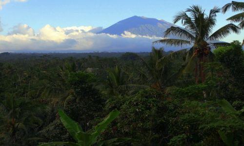Zdjecie INDONEZJA / Bali / Gdzieś na bezdrożach / Wulkan Gunung Agung