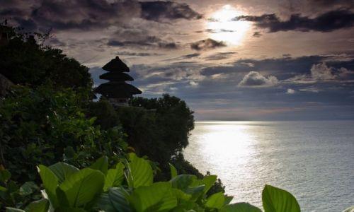 Zdjecie INDONEZJA / Bali / Uluwatu Templet / Uluwatu Temple