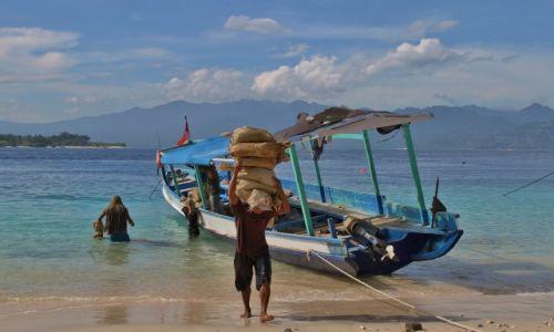 Zdjęcie INDONEZJA / - / Gili Island / Ja nie dam rady???