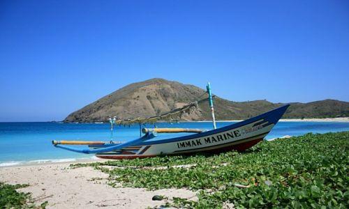 Zdjecie INDONEZJA / Kuta Lombok / Lombok / Lombok