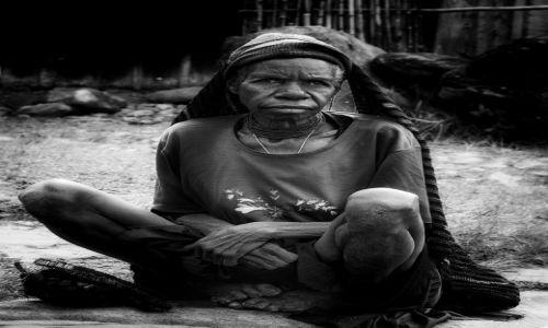 Zdjęcie INDONEZJA / Irian Zachodni / Wamena / Dani -Papua