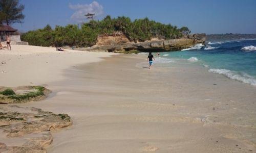 Zdjęcie INDONEZJA / Nusa Lembongan  / Paradise Bay / Paradise Bay