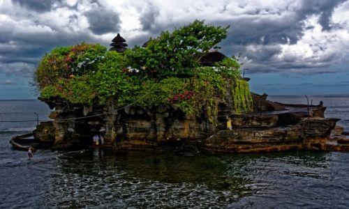Zdjecie INDONEZJA / Bali / Pura Tanah Lot / Tanah Lot