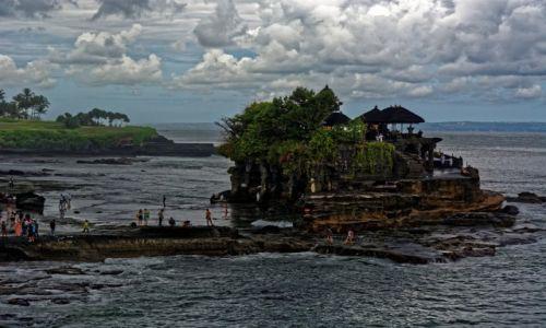 Zdjecie INDONEZJA / Bali / Pura Tanah Lot / Tanah Lot 2