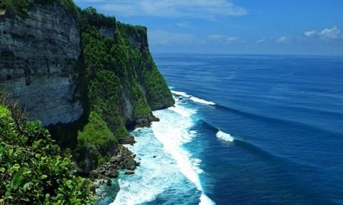 Zdjecie INDONEZJA / Bali / Bali / raj surfera