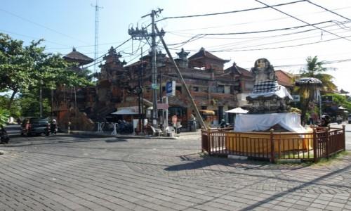 Zdjecie INDONEZJA / Bali / Ulice /