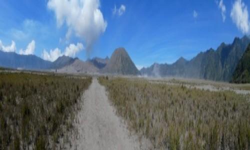 Zdjecie INDONEZJA / JAVA / BROMO / BROMO -panorama